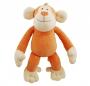 Simply Fido Organic Collection Oscar Monkey Orange 25cm