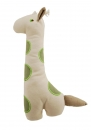 Simply Fido Natural Canvas Big Gable Giraffe 35cm