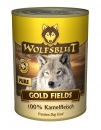 Wolfsblut Dose Gold Fields Pure 12x395g